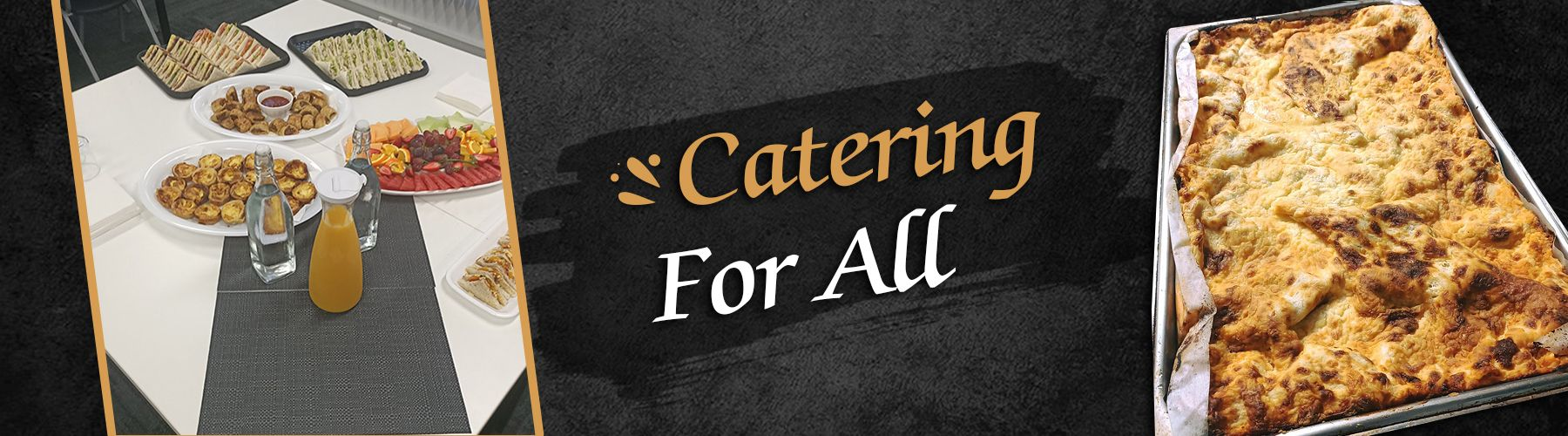 Featured Images - Catering for all